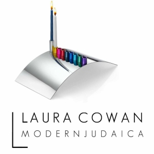 Modern Judaica from Laura Cowan