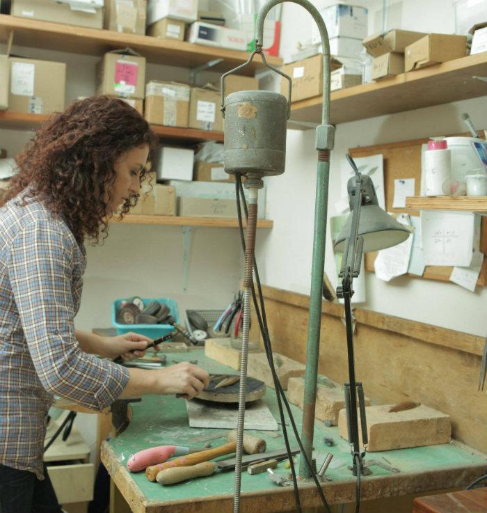 Laura Cowan Modern Judaica Designer