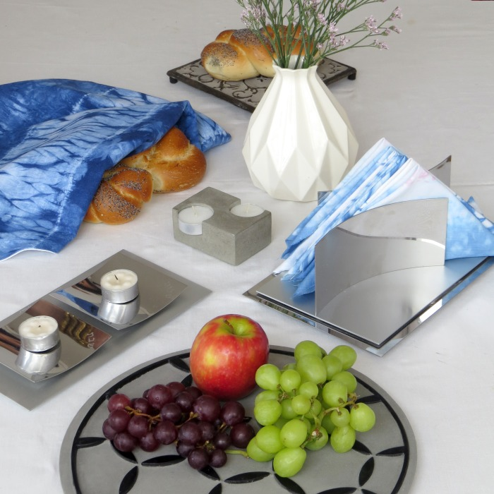 Rosh Hashanah Table Modern Judaica